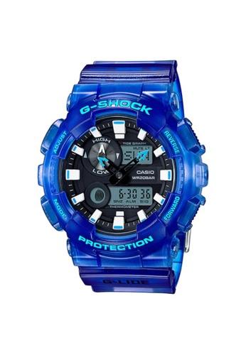 G-SHOCK blue CASIO GSHOCK Original Watch For Men GAX-100MSA-2ADR C6603AC047CFACGS_1