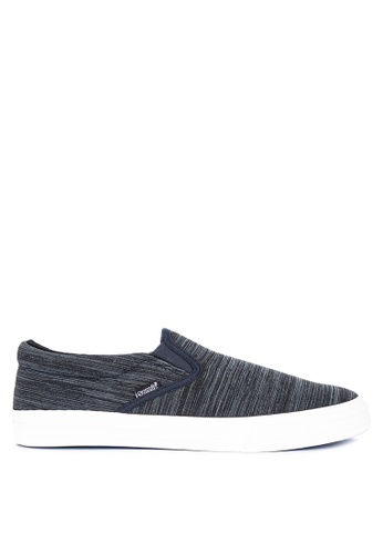 Sonnix blue Ackbar Q118 Men's Slip-On Sneaker Shoes B0613SH6084C99GS_1