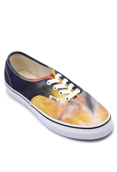 Authentic Tie Dye Sneakers