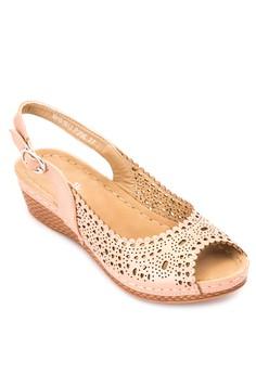 Stef Wedge Sandals