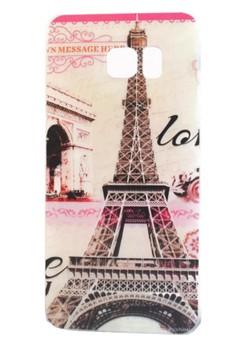 Samsung Galaxy S6 Edege Plus Paris Eiffel Tower Design TPU Case