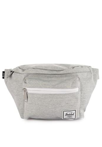 Herschel grey Seventeen Hip Pack A528FAC3229670GS_1