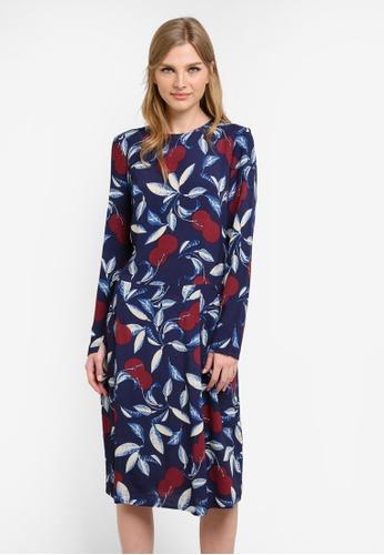 Y.A.S blue Skyrim Dress YA631AA0SA7SMY_1