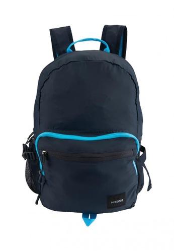 Nixon blue Nixon - Remote Backpack - Navy NI855AC04WXRSG_1