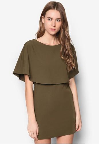 Collection Cape Dzalora 衣服評價ress, 服飾, 派對洋裝
