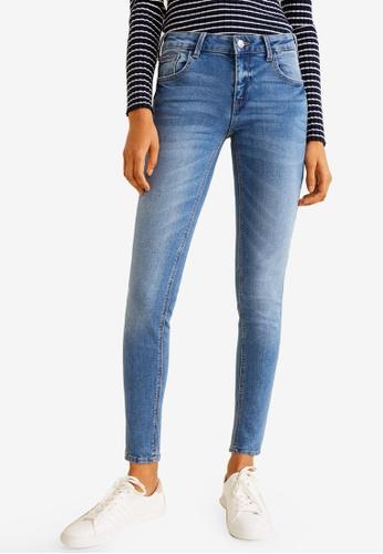 dd0bd0cd0e Buy Mango Kim Skinny Push-Up Jeans
