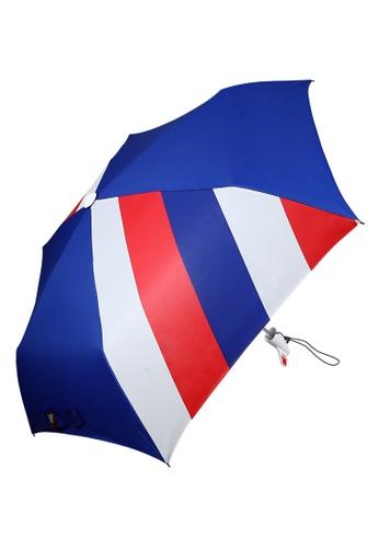 OFESS ON LINE blue AIR OFESS (STRIPE) Umbrella OF346AC11ULSHK_1