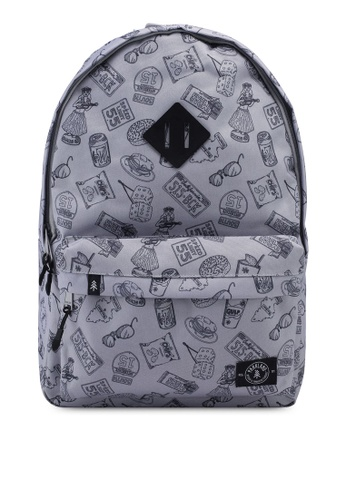 Parkland grey Meadow Backpack B087AAC6E72A0EGS_1