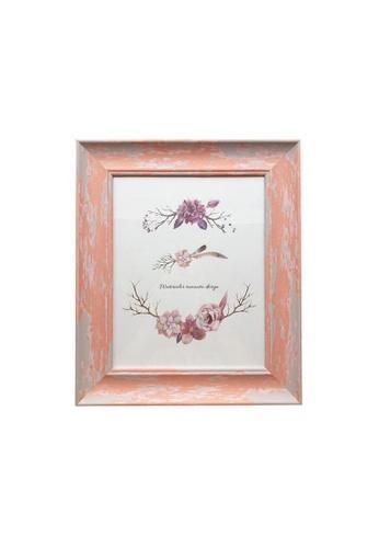 Klosh Photo Frame - Vintage Rose Pink 8R Frame C7F8DHLAA203C5GS_1
