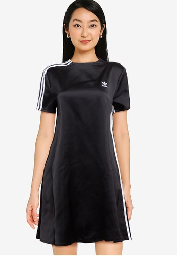 ADIDAS black adicol dress 35838AAB23CBFDGS_1
