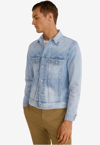 undefeated x skilful manufacture enjoy discount price Vintage Light Wash Denim Jacket