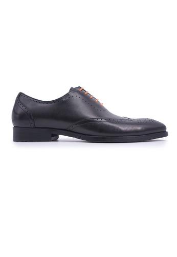 Simon Carter black Simon Carter Lace-up Oxfords - Black CEE2DSH64F678DGS_1