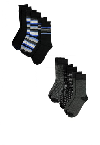 Shop Spunn Business Socks 6 Pairs Online On Zalora Philippines