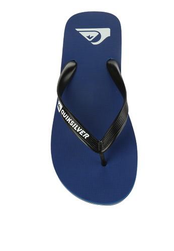 Quiksilver blue Molokai M Sndl Xkbk F394ASH187335DGS_1