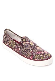 Seaside Liberty Floral Slip-on Sneakers