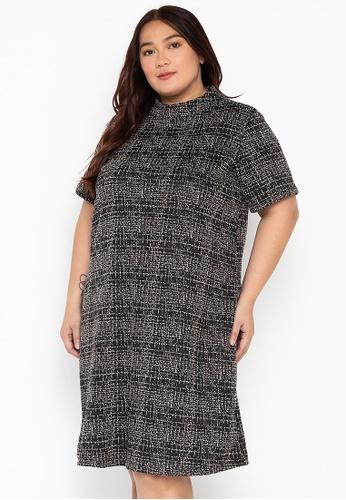 d438a34bfcc5 Shop RUESALIDOU Plus Size Maggie Short Dress Online on ZALORA Philippines
