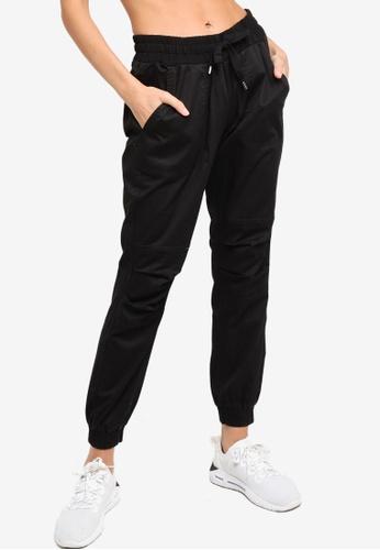 Lorna Jane black Flashy Full Length Pants 0F728AAA1FB2EBGS_1