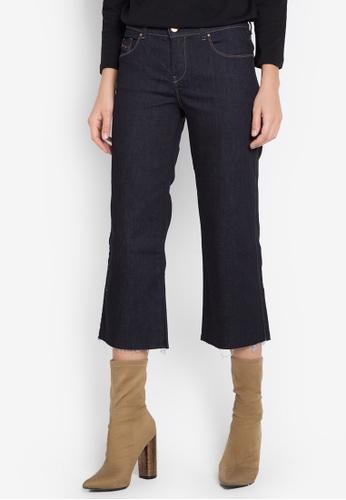Diesel navy Sandykick L.30Trousers Jeans DI095AA0JV87PH_1