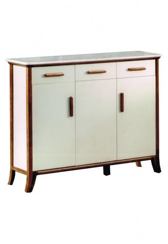 Choice Furniture white Choice Furniture - Sika Shoe Cabinet F1919HLA947C2FGS_1