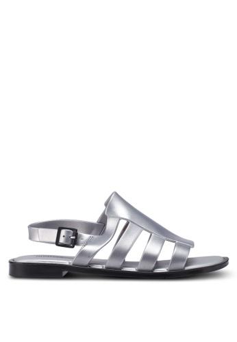 Melissa 黑色 Melissa Boemia III Ad 涼鞋 80EF7SH1326718GS_1