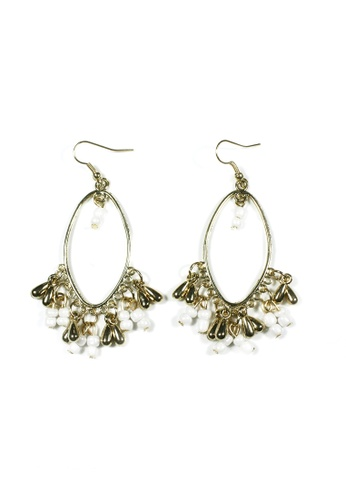 HEY SWEETY multi Sweety Tassel Earrings HE303AC16YPVPH_1