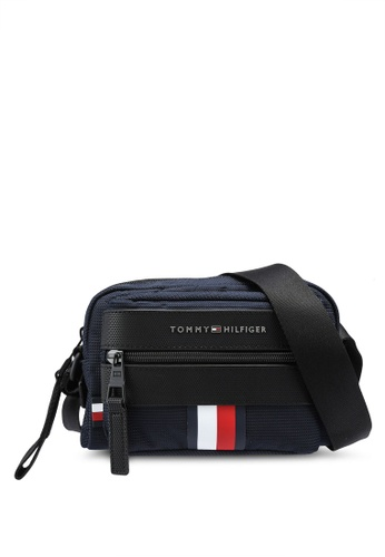 Tommy Hilfiger navy Elevated Nylon Camera Bag A9448ACDFBC72EGS_1