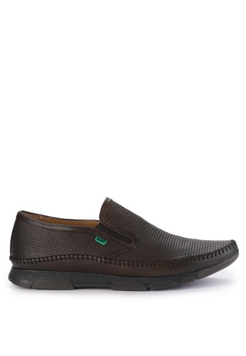 Kickers brown Man Shoes 3117E 62997SH567093DGS_1