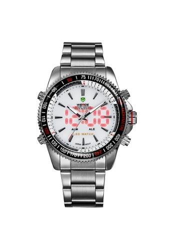 Weide white WH903-2C Analog Watch WE088AC78KWBPH_1