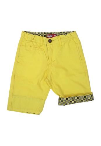 Pingu yellow Pingu 92300512 - Celana Pendek Anak Laki-Laki 22FA3KAA34514EGS_1