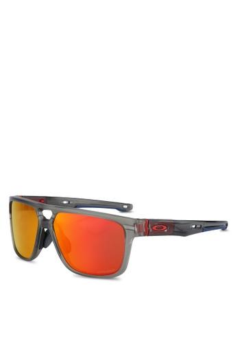 Oakley grey Crossrange Patch (A) OO9391 Sunglasses OA636GL0S9PLMY_1