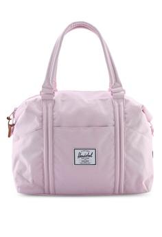 2eb289d2edd3 Herschel pink Strand Duffle Bag 502CCAC389F3BBGS 1