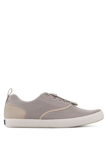 Sperry grey Flex Deck CVO Sneakers 0A0E5SHCA9028BGS_1