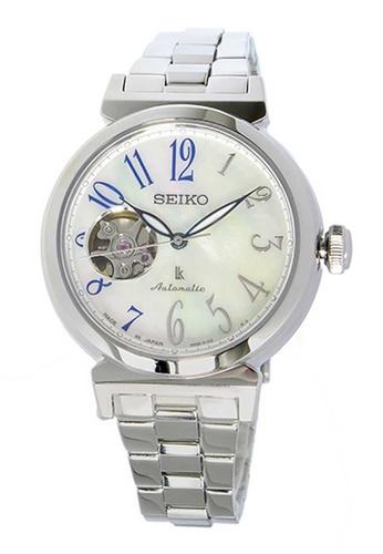 Seiko silver Seiko Lukia Blue and Silver Stainless Steel Watch 600C1AC84B6FB6GS_1