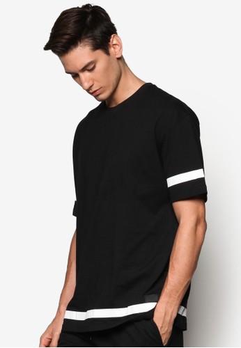 Durotan 色塊esprit outlet尖沙咀T 恤, 服飾, 服飾