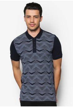 Dimensional Lines Polo