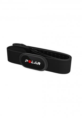Polar black Polar H10 Heart Rate Sensor (M-XXL) 4AF15ACC1FE770GS_1