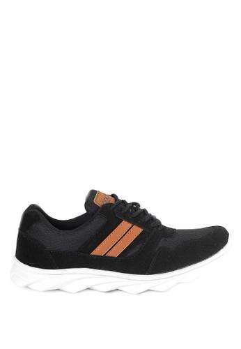Sogno black Sepatu Sport Running Pria - LSI 109  0EA8CSH60A7C22GS_1