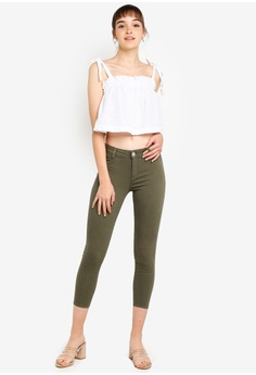 68574132ce 10% OFF Cotton On Mid Rise Capri Jeggings RM 93.00 NOW RM 83.90 Available  in several sizes