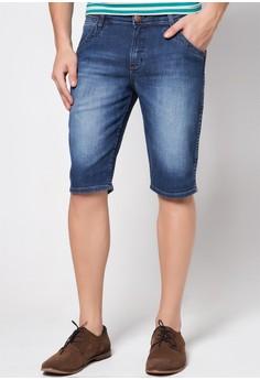 Evan Broken Vein Shorts