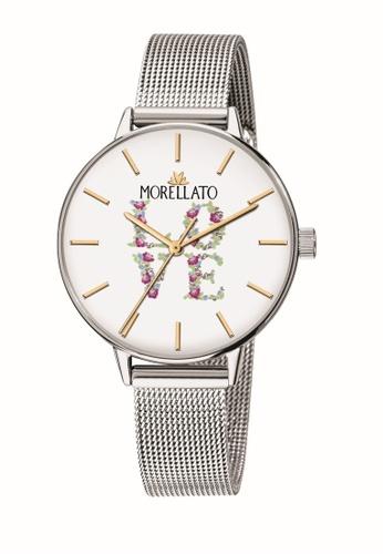 Morellato silver Ninfa Quartz Watch Silver Steel R0153141538 E07A2AC0257FCCGS_1