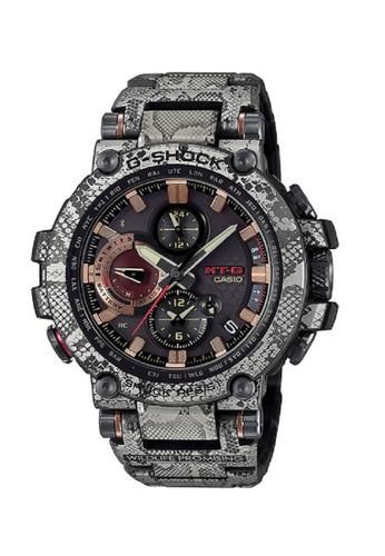 G-Shock brown G-Shock Jam Tangan G-Shock  MTG-B1000WLP-1ADR Brown Earth DAC14AC24EFADEGS_1
