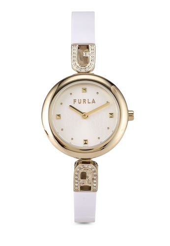 FURLA Watches white and gold Ladies Gold Watch DD993AC6CF5CE7GS_1