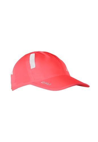 2XU pink Unisex Run Cap 2X697AC2VMJMHK_1