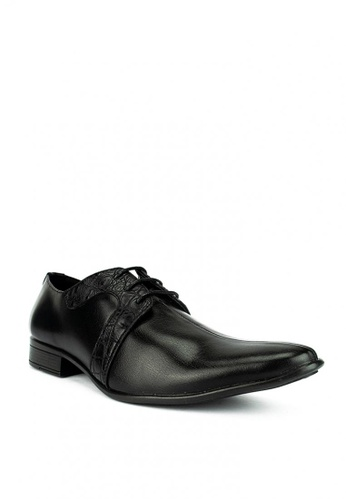 Mario D' boro Runway black Ryan Formal Shoes 2E5A1SH45AE262GS_1