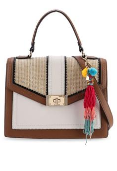 91eb8d82 ALDO brown Isili Top Handle Bag 922DEAC1A12D16GS_1