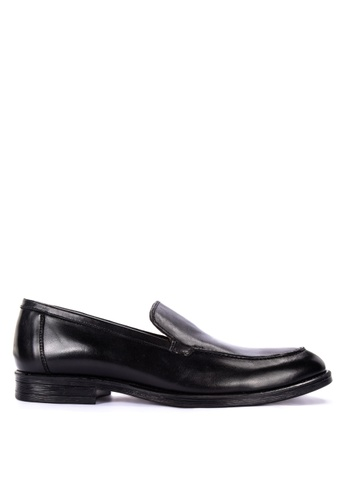 Mendrez black Joven Formal Shoes C08BBSH24983E8GS_1