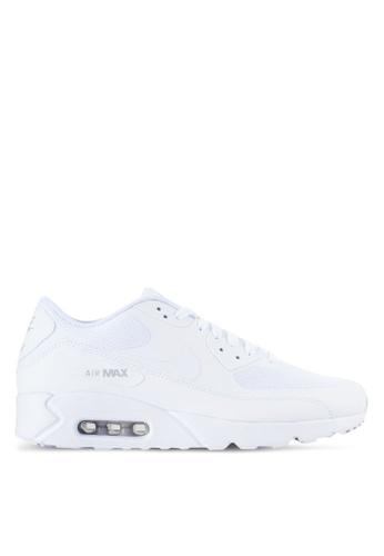 Nike white Air Max 90 Ultra 2.0 Essential Shoes 0E129SH382FD0FGS_1