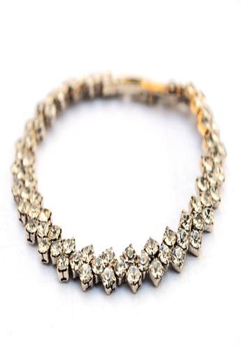 Kimberley gold Elegant Faux Stone Bracelet KI026AC25BWGPH_1