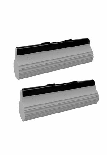 Scrubz green Heavy Duty Cleaning Essentials Easy Grip Premium PVA Sponge Mop Refill Set of 2 87ECAHL0E7CDDAGS_1