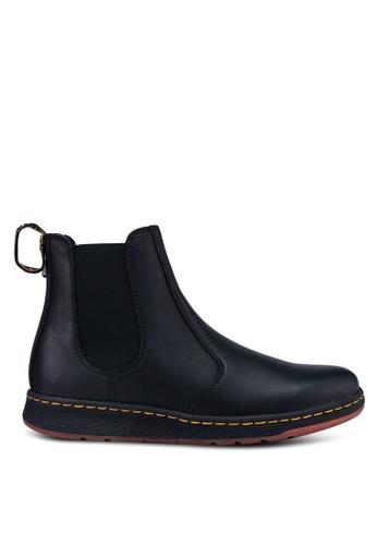 Dr. Martens black DM's Lite Casual Grayson Chelsea Boots A944FSH4328C20GS_1